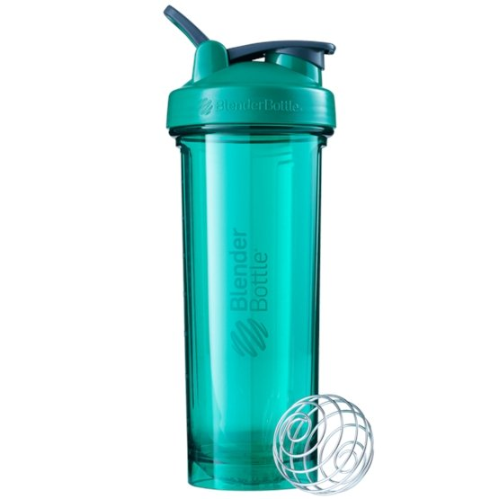 Blender Bottle Pro Portable Protein Shaker 32 OZ - Emerald Green UAE - Prosportsae.com
