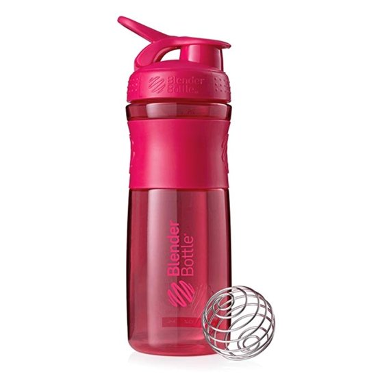 Blender Bottle Sports Mixer 28 OZ - Pink UAE - Prosportsae.com