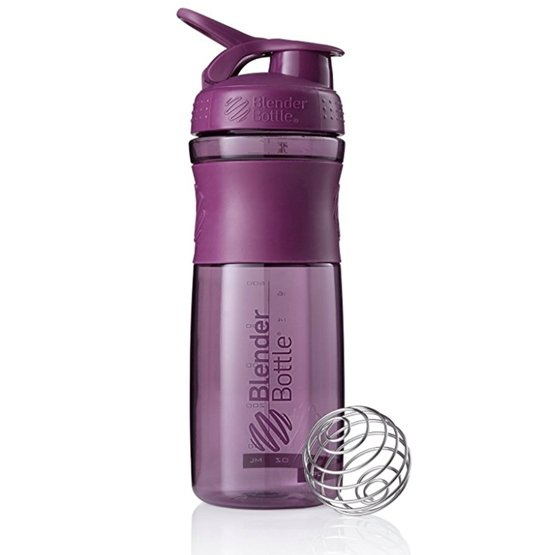 Blender Bottle Sports Mixer 28 OZ - Plum UAE - Prosportsae.com