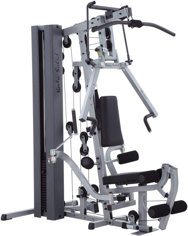 Body Solid Gym With 200LB Stack EXM 2750S | Prosportsae - Prosportsae.com
