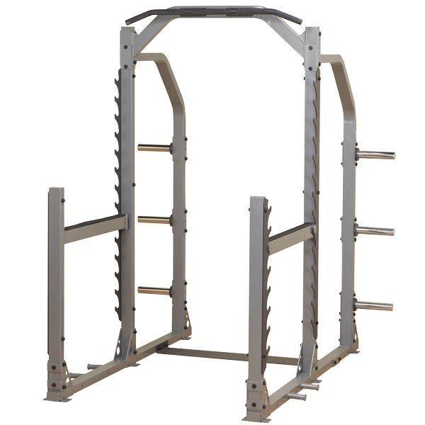 Body Solid Pro Clubline Multi Squat Rack SMR-1000 - With One year Warranty - Prosportsae.com