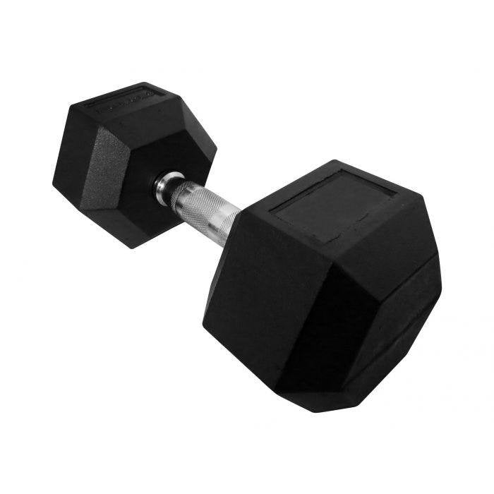 Hex Dumbbells Set - 5 KG to 20 KG with 3 Tier Dumbbell Rack - Prosportsae.com