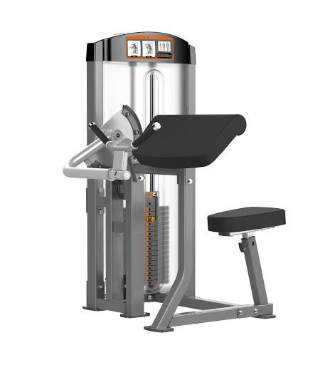 Impulse Fitness Arm Curl Training Machine-IF8103 - Prosportsae.com