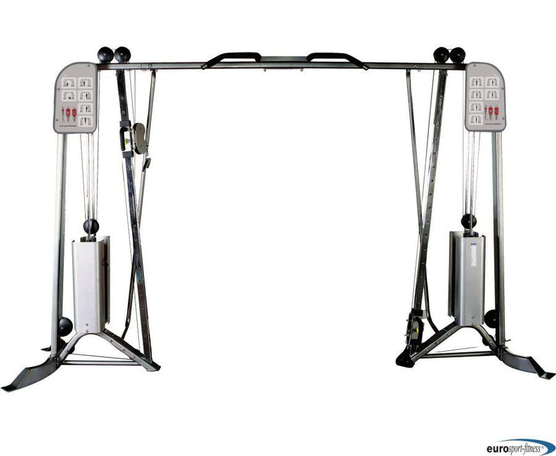 Impulse Fitness Cable Crossover Machine with 400 LBS Stack - Prosportsae.com