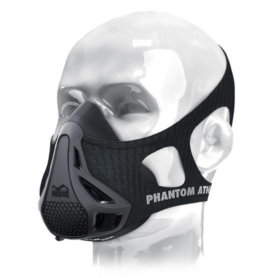 PHANTOM TRAINING MASK - BLACK - Prosportsae.com