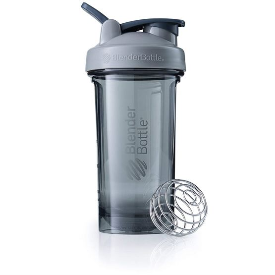 Blender Bottle Pro 24 OZ - Pebble Grey