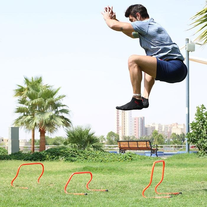 Pro Sports Hurdles (Set of 5) UAE - Prosportsae.com