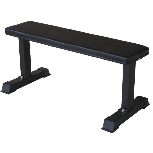 Prosportsae Flat Bench for Strength Training Workouts (Black Color) - Prosportsae.com