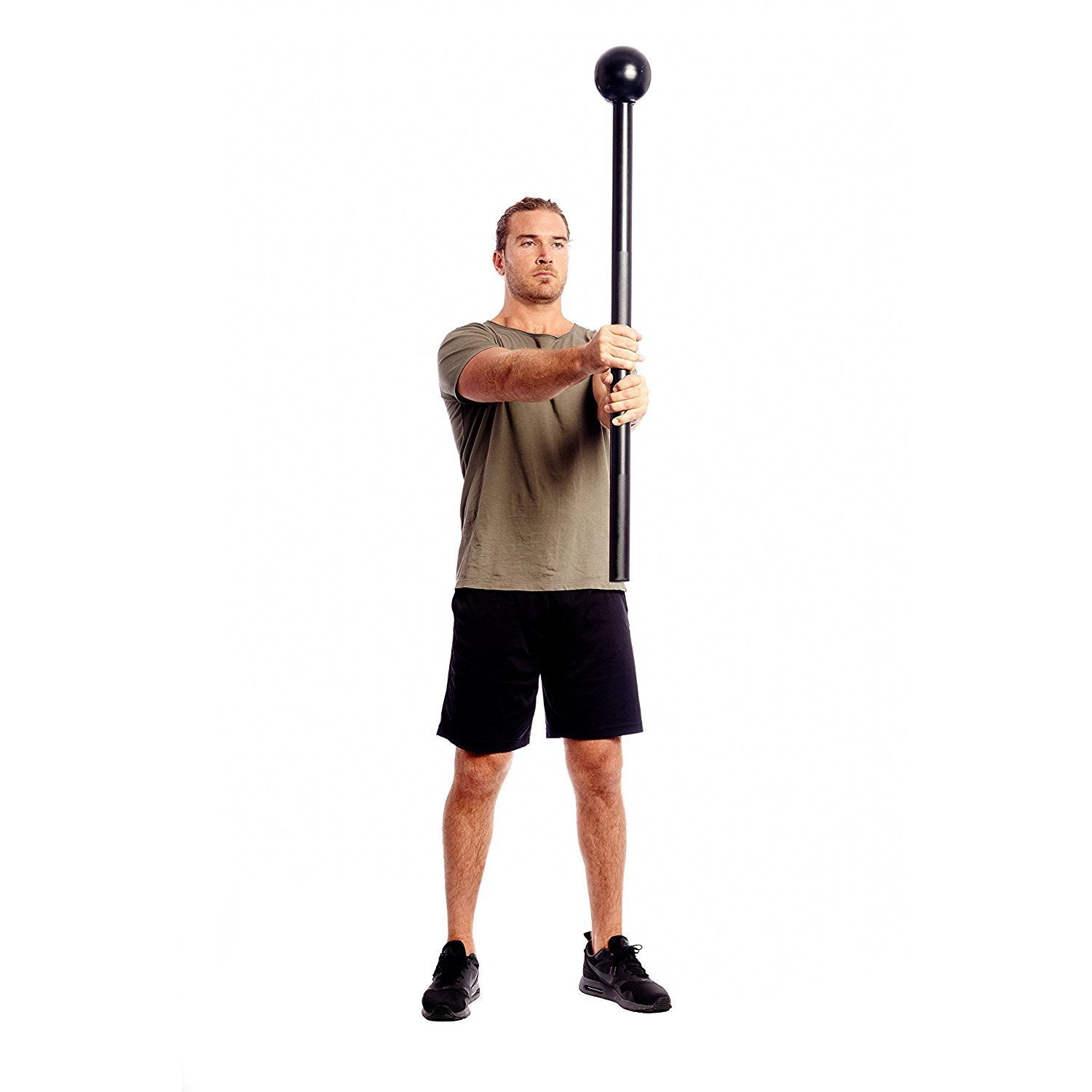 Prosportsae Steel Macebell for strength Training (4 Kg to 8 Kg) - Prosportsae.com