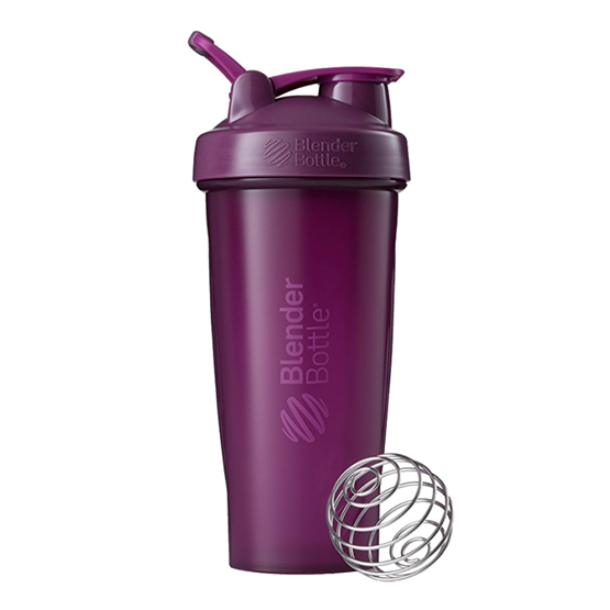 Blender Bottle Classic Loop - 28 OZ - Plum
