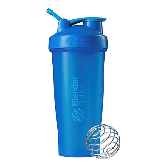 Blender Bottle Classic Loop - 28 OZ - Cyan