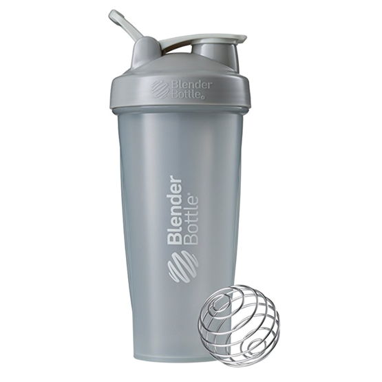 Blender Bottle Classic Loop - 28 OZ - Pebble Grey