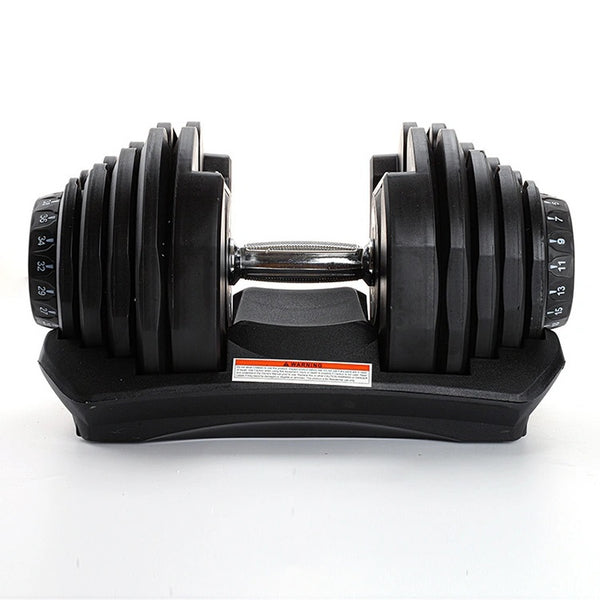 Prosportsae Adjustable Dumbbell - 2.5 to 24 (Max 24 KG) | Per Piece