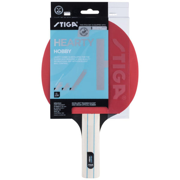 Stiga Hearty Table Tennis Paddle