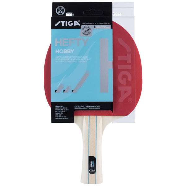 Stiga Hefty Table Tennis Paddle