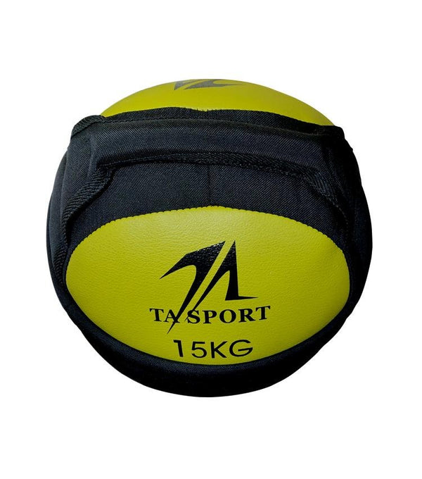 TA Sports Premium Quality Sand Kettle Bell 10 and 15 KG - Prosportsae.com