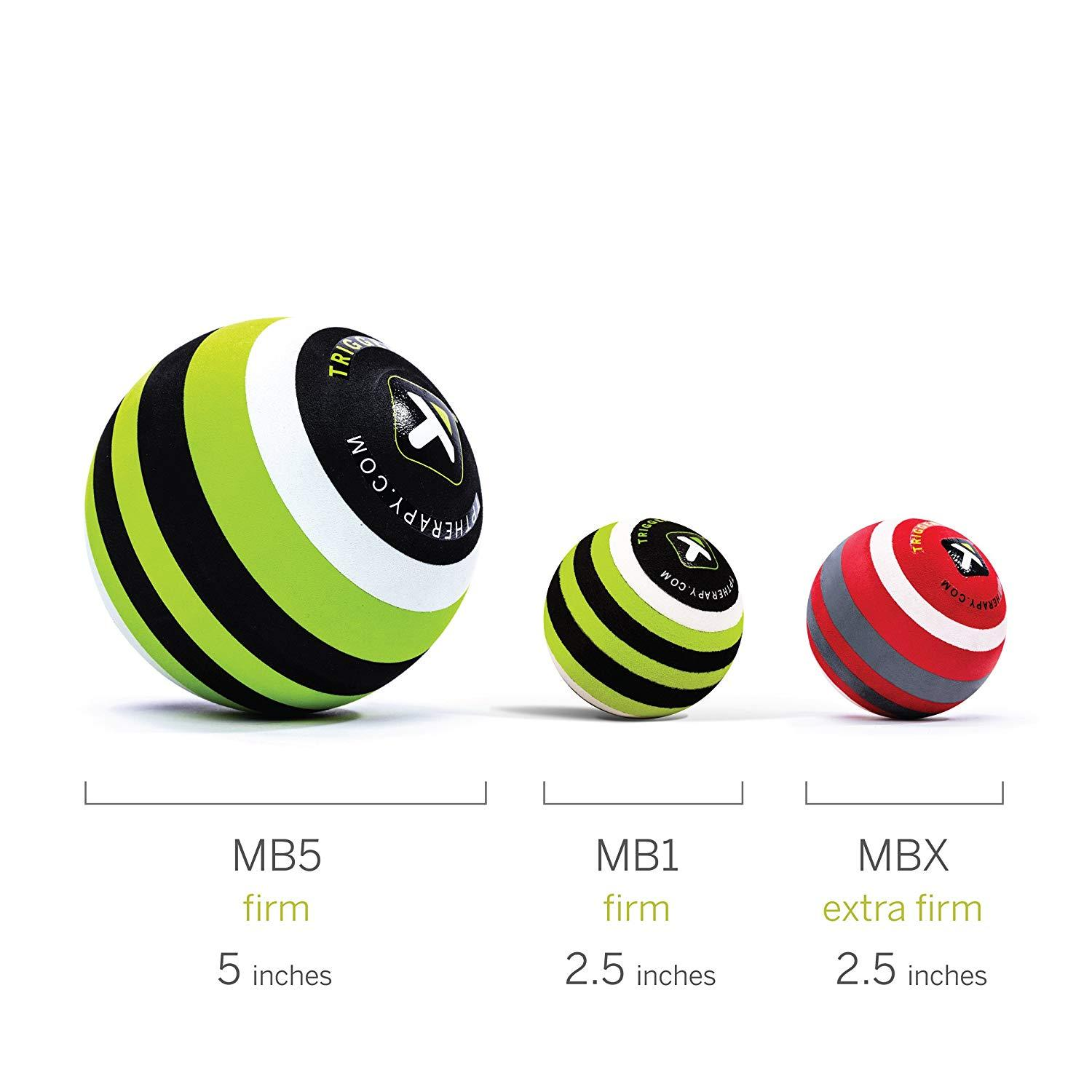 TriggerPoint MBX Massage Ball - 2.6 in - Prosportsae.com