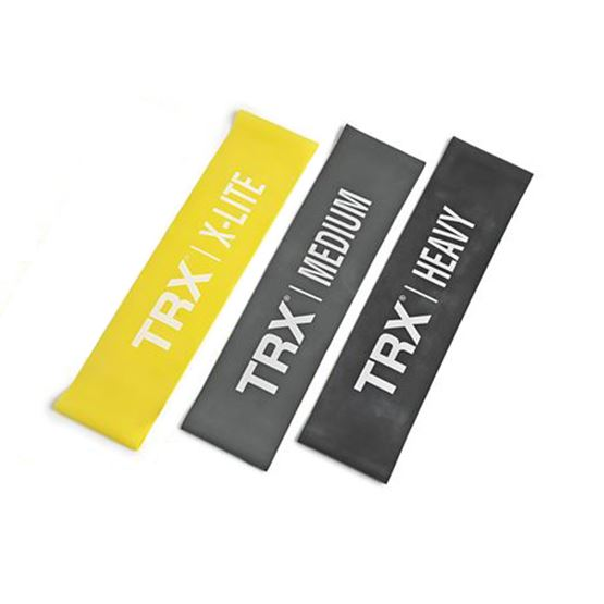 TRX Mini Resistance Bands - Set of 3
