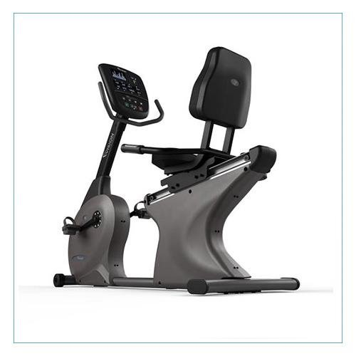 Vision Fitness R60 Light Commercial Recumbent Bike | 1 Year Warranty | Prosportsae - Prosportsae.com
