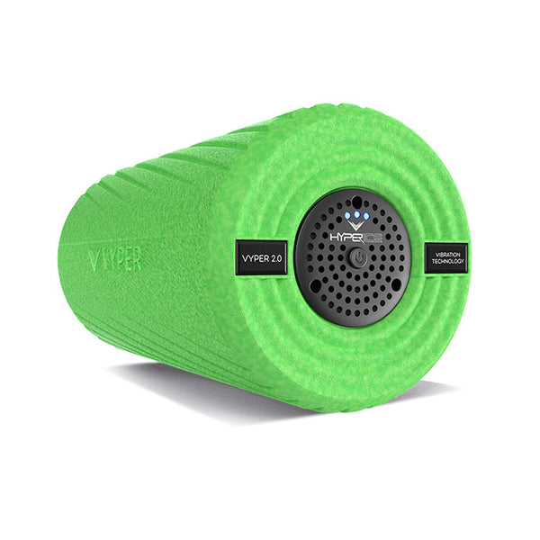 Hyperice Vyper 2.0 High-Intensity Vibrating Fitness Roller - Green - Prosportsae.com