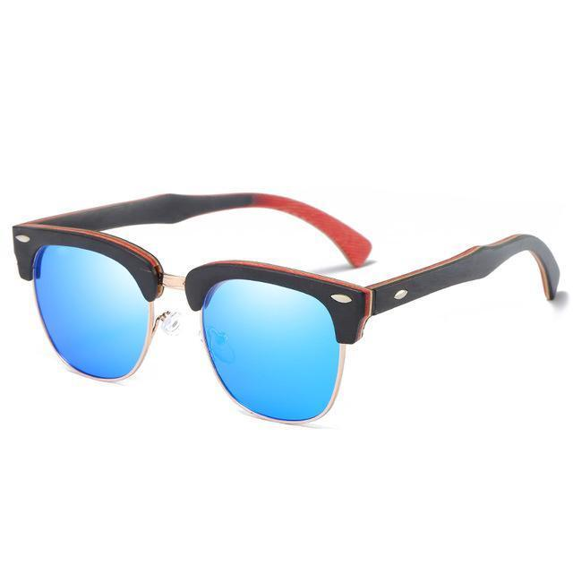 Sunglasses Blauw The Ineffable