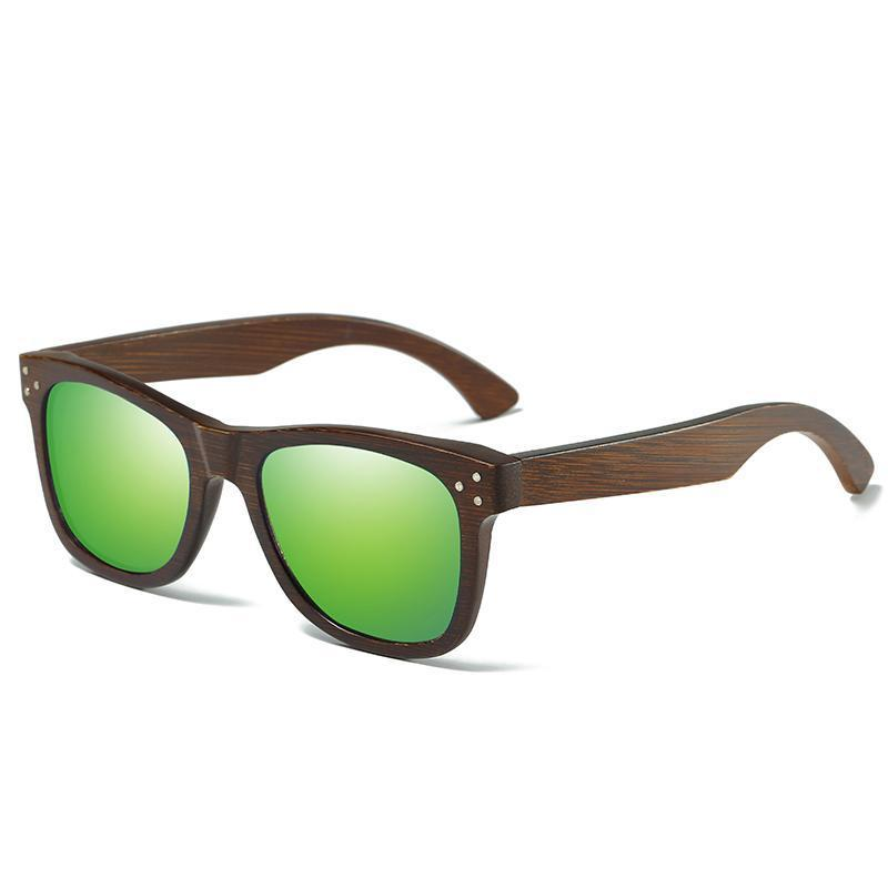 Sunglasses Groen The Freestyler