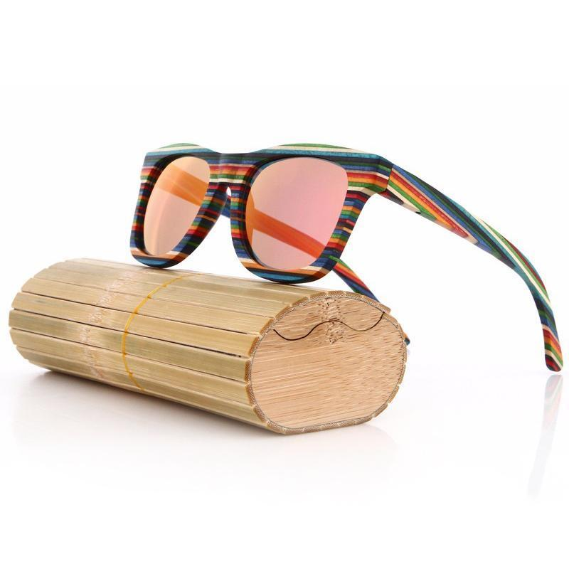 Sunglasses Oranje The Funky Zebra [LIMITED EDITION]