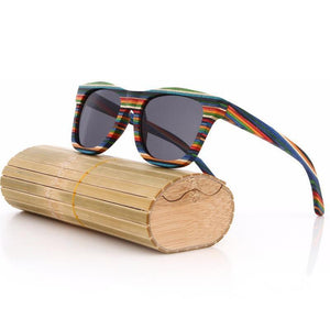 Sunglasses Zwart The Funky Zebra [LIMITED EDITION]