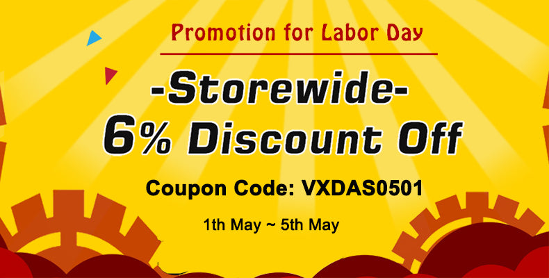 Promotion for Labor Day