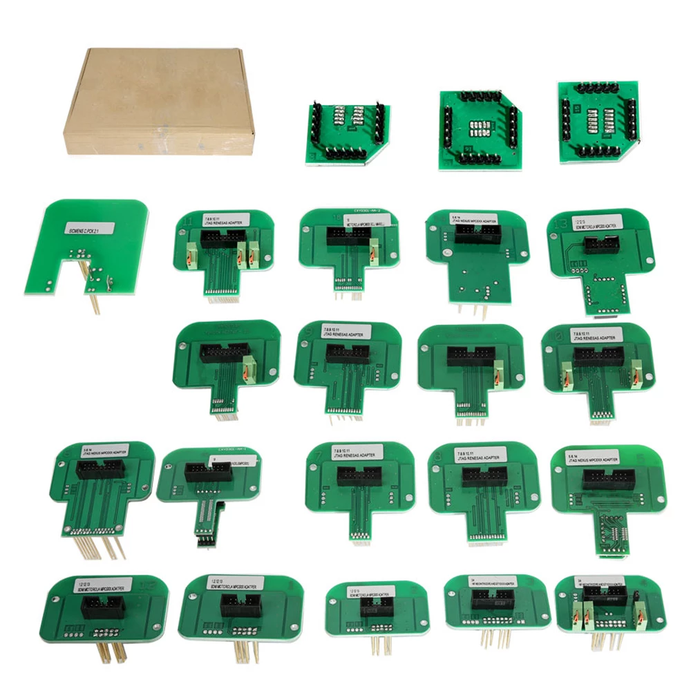 BDM Probe Adapters Full Set Features