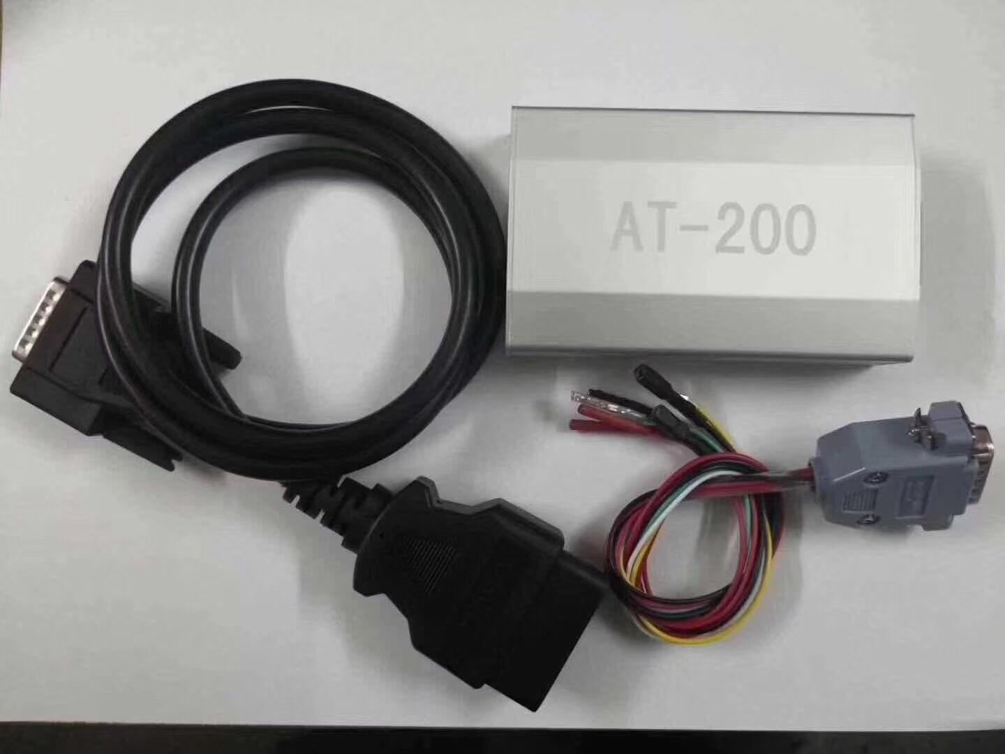 AT-200 ECU Programmer IMMO Read ISN By OBD Support for BMW ECU Data  Reading/Writing/Clone