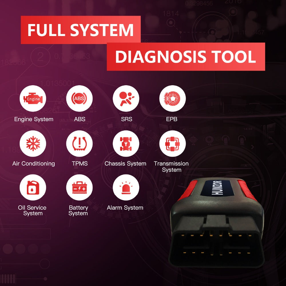 Full-System Diagnosis for Passenger Cars