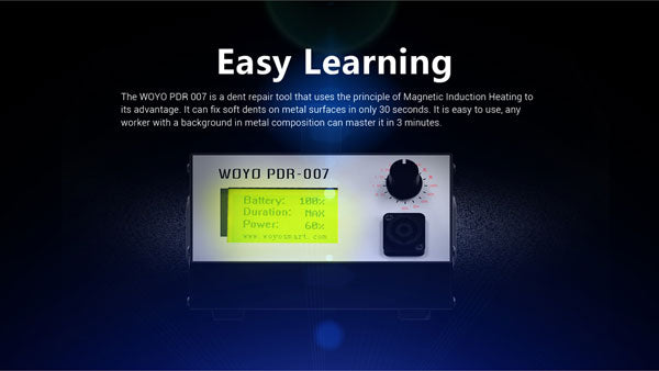 WOYO PDR007 Auto Body Repair PDR Tools