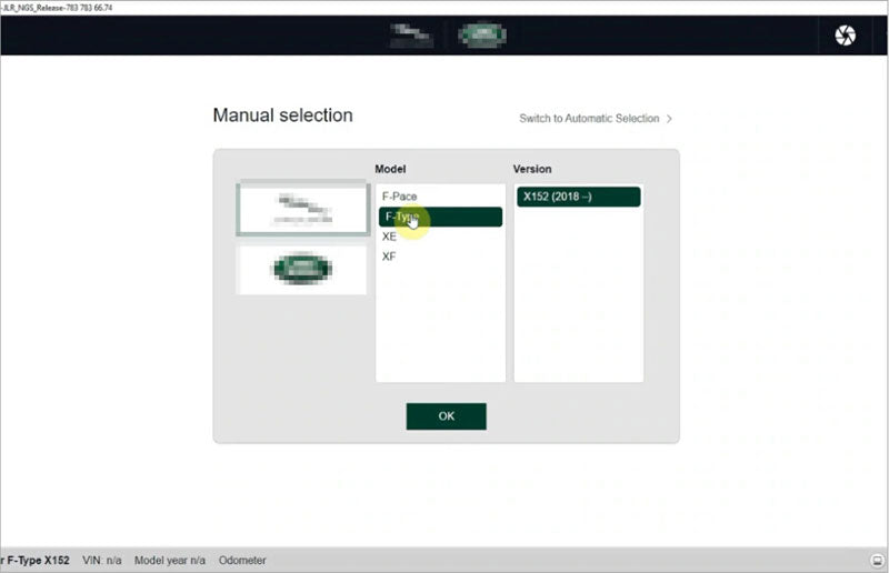 How to connect VXDIAG VCX SE JLR with vehicle?