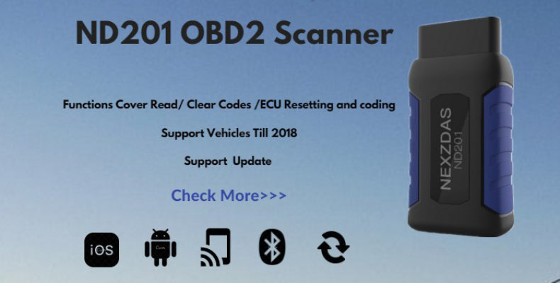 ND201 OBD Scanner