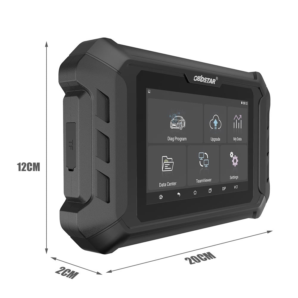 OBDSTAR X300 Pro4 Overview: