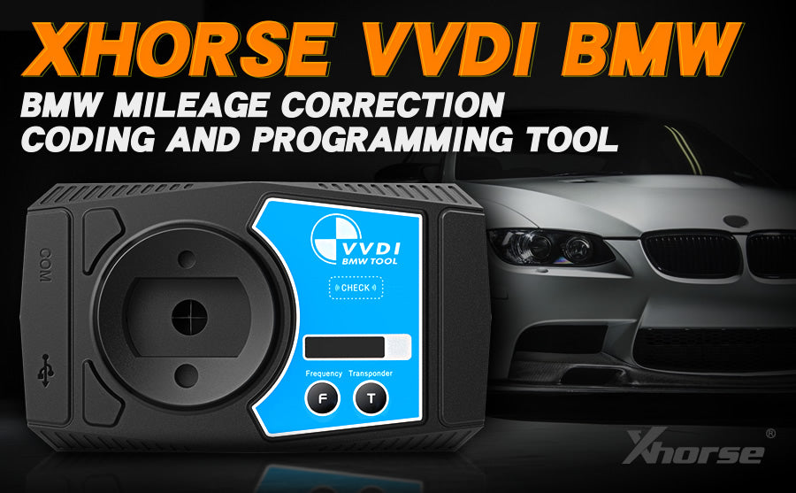 Xhorse VVDI BMW Immobilizer, Coding and Programming Tool