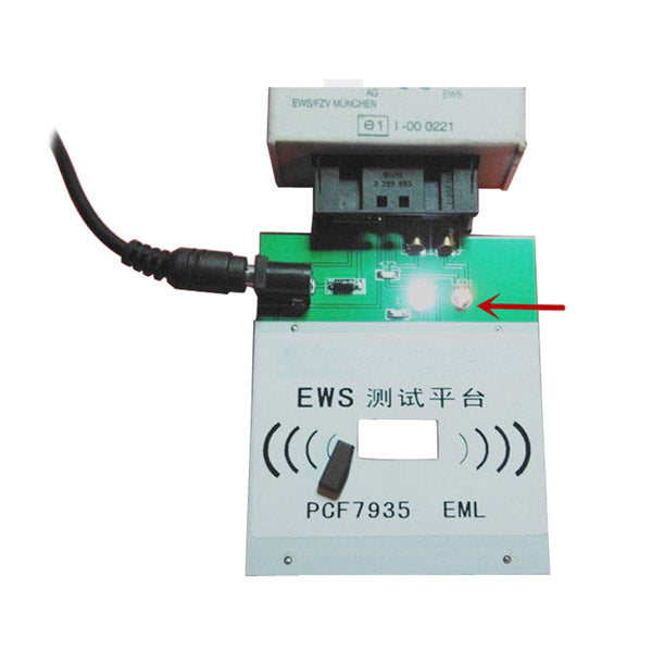 EWS3 EWS4 Test Platform Rechargeable For BMW & Land Rover_VXDAS