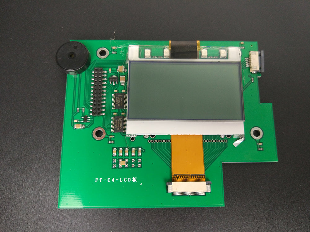 MB Star C4 SD Connect Multiplexer PCB Board Display