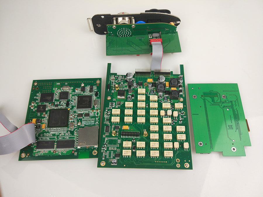 SD C4 PLUS DOIP PCB Board