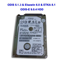 ODIS Software HDD_VXDAS