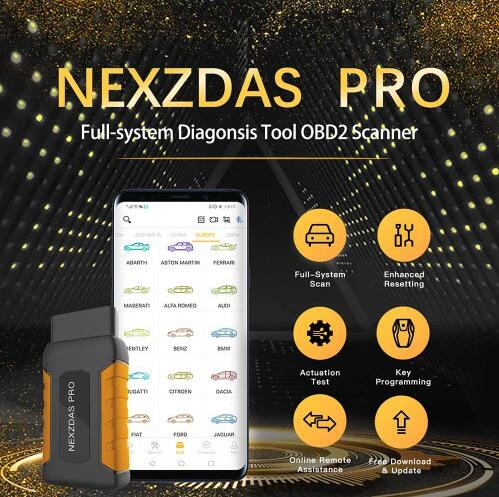 Nexzdas pro without Tablet