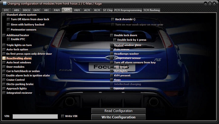 UCDS PRO+ For Ford UCDSYS With UCDS Pro+ Software V1 26 008 Not Support  Update Replace VCM II