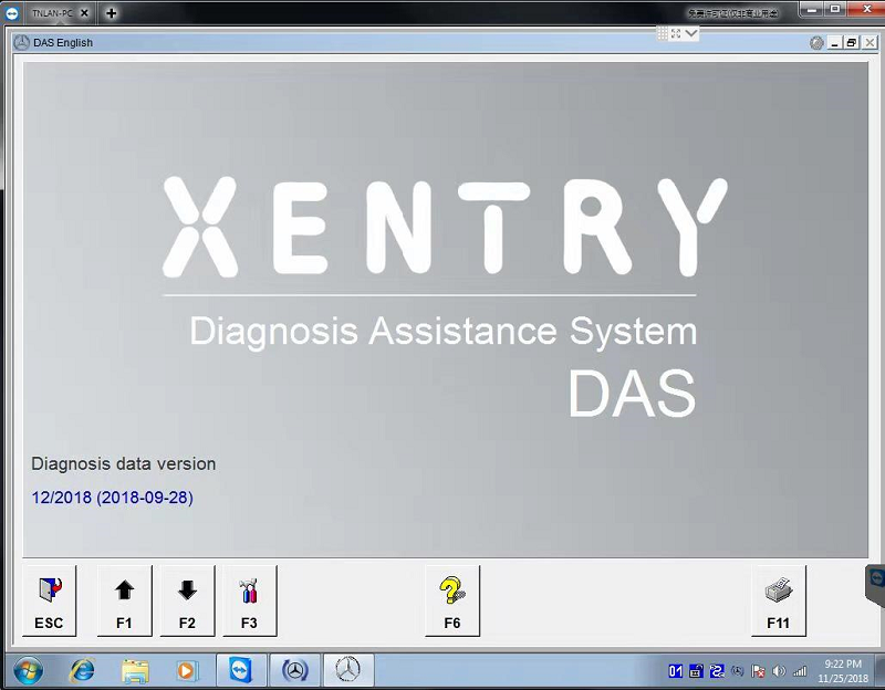 MB Star C4 SD Connect Software Xentry Diagnostics software  download