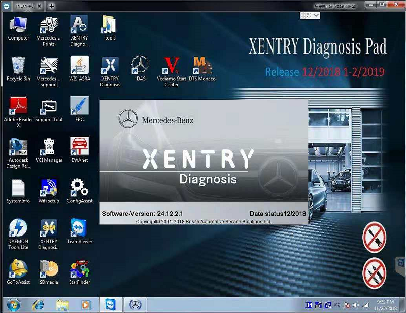 xentry software download