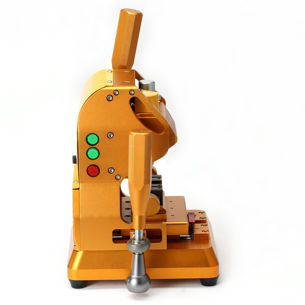 JINGJI MINI Vertical Key Cutting Machine Refined Version Best Offer - VXDAS Official Store