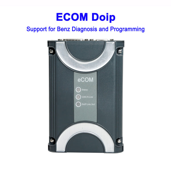 ECOM Doip Diagnosis and Programming Tool with USB Dongle for Latest Mercedes Till 2019 - VXDAS Official Store