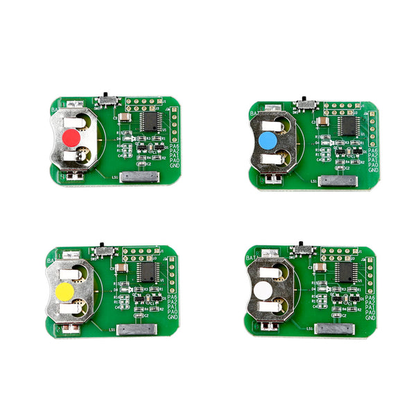 OBDSTAR P001 Programmer RFID & Renew Key & EEPROM Functions 3 in 1 Get Free Toyota Simulated Smart Key - VXDAS Official Store