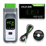 VXDIAG VCX SE JLR Diagnostic Tool for Jaguar and Land Rover Support DOIP with HDD software - VXDAS Official Store