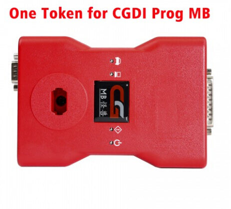 One Token for CGDI Prog MB Benz Key Programmer - VXDAS Official Store